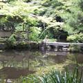 静寂の清涼池 古都の離れ「東山山荘」庭園