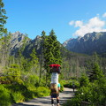 Photos: *朝涼や歩荷の背負う荷の高さ Mountain Carriers,Slovakia