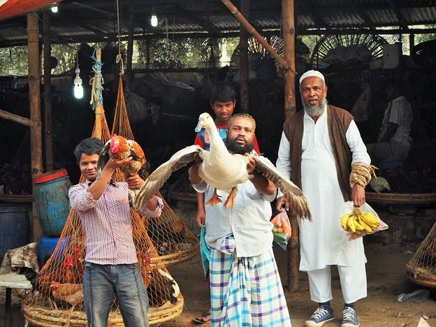 写真: 来年はトリ年!Year of the Rooster