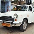写真: インドの国民車アンバサダー商標権譲渡 King of Indian Roads