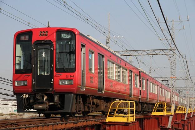 真田赤備え列車