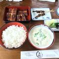 Photos: うなぎ定食