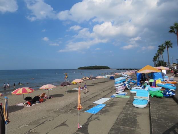 写真: 青島ビーチ