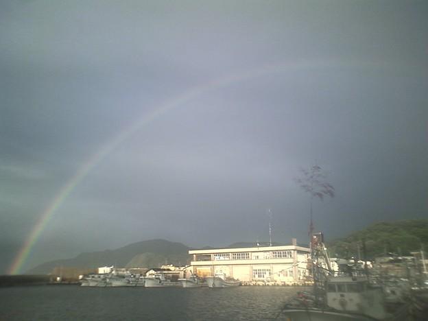 大きな虹☆