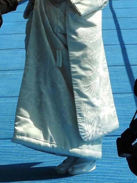娘の結婚08 前撮り(白無垢)