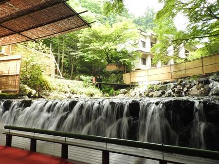 貴船荘 川床10 涼風・涼音・天然クーラー