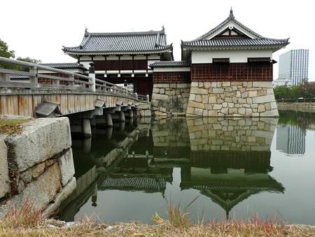 広島城09 二の丸表御門