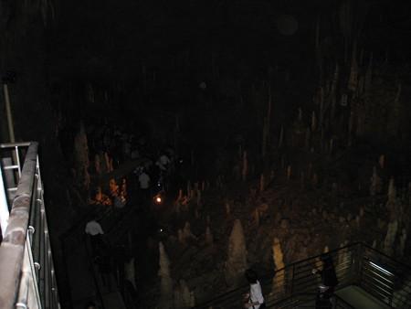 2007.11 玉泉洞1(元画像)