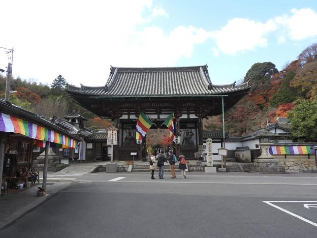 石山寺02 東大門