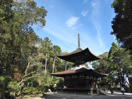 石山寺61 多宝塔―BQBのプロポーション