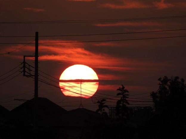 写真: 落陽1