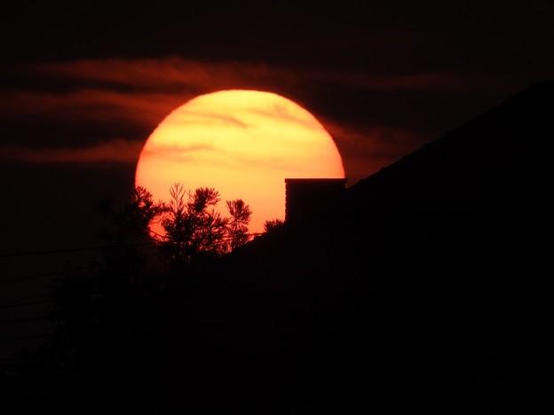 写真: 落陽3