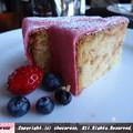 写真: マリーアントワネットアンティークケーキ