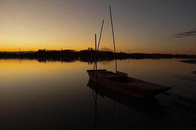 写真: 静かな時間