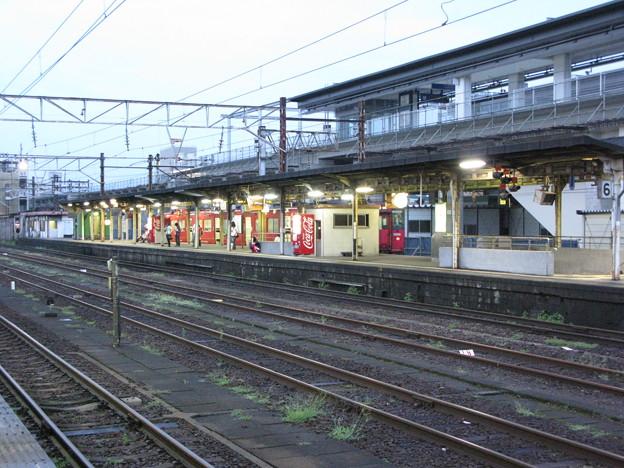 大分駅旧6番線