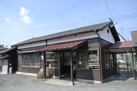 秩父鉄道/和銅黒谷駅