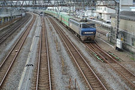 東海道線・横須賀線/戸塚ー東戸塚