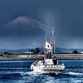 Photos: 船出~☆