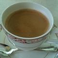 写真: ラグナガーデン アトリウムラウンジ ホットコーヒー