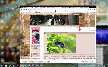 2012.05.30 楽天blogの表示が変?
