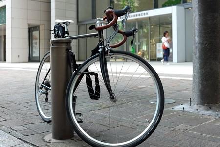 2016.07.04 丸の内仲通り 自転車