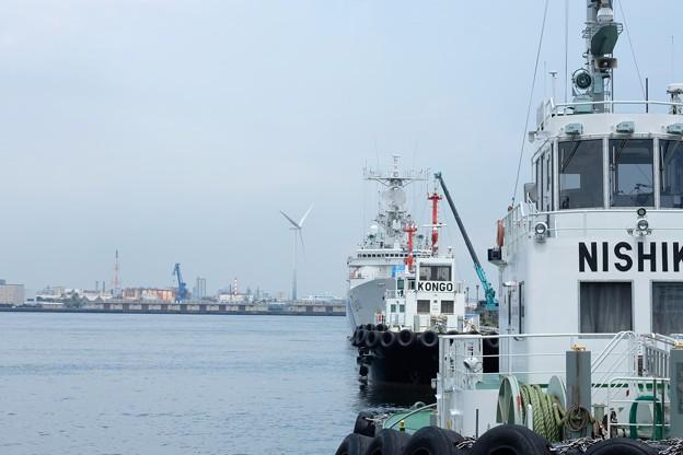 2016.08.03 MARINE&WALK YOKOHAMA 新港埠頭