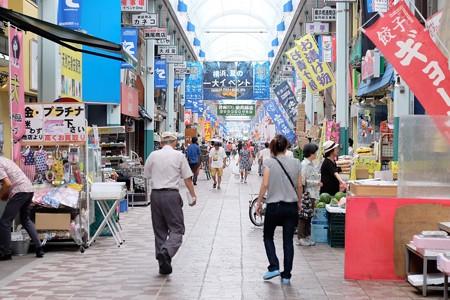 2016.08.18 横浜橋通商店街