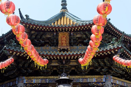 2016.09.02 中華街 媽祖廟
