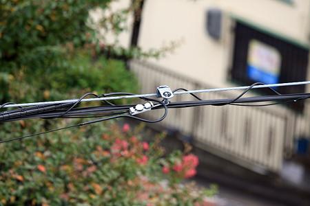 2010.10.04 道路 光ケーブル分岐工事完了