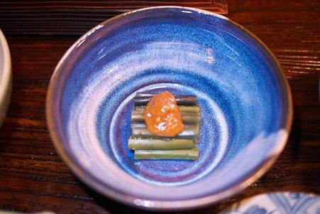 2010.10.25 肘折温泉 蕨