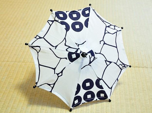 バジルの傘1