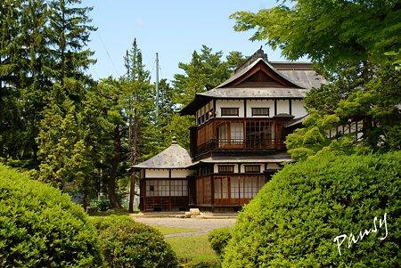 上杉伯爵邸・・米沢さんぽ~15