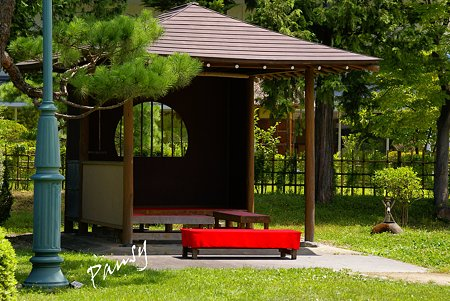 上杉伯爵邸庭園・・米沢さんぽ~16