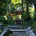 Photos: 三門へ・・長月の浄智寺・・1