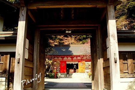 荏柄天神社・・1