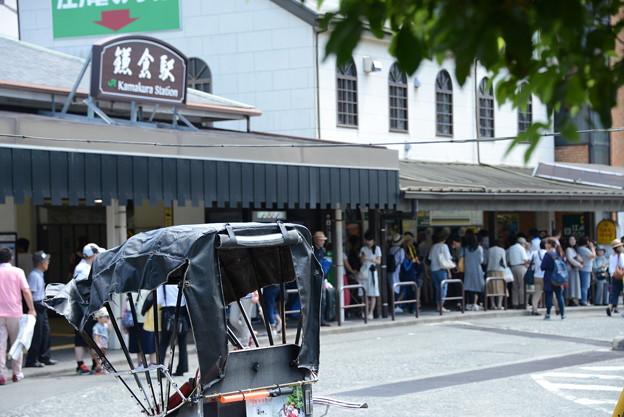 夏休み中にふらっと鎌倉に行ってみた