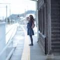 Photos: 待ち人