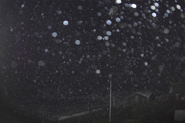 Photos: 雷雨!