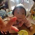 Photos: 初孫7か月