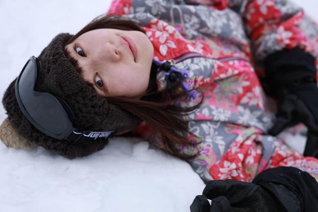Photos: ぜんぶ雪のせいだ。