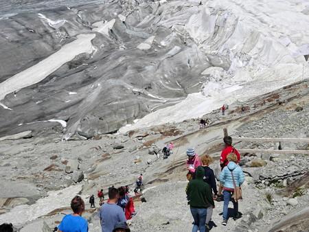 160717-06ローヌ氷河