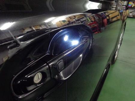 レガシィBM9 岐阜県 ドアハンドルウェルカムランプ ホワイト