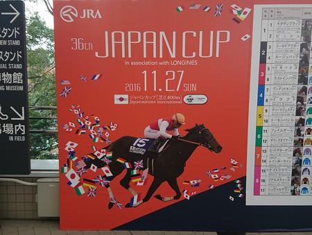 第36回 ジャパンカップ(GI)