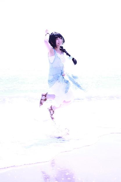 Photos: 真夏の少女