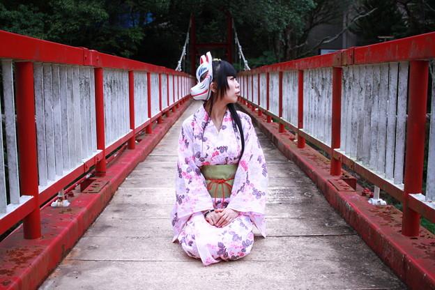 Photos: 狐の嫁入り