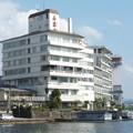Photos: 日田温泉 ひなの里山陽館 建物