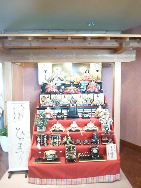 Photos: 日田温泉 ひなの里山陽館 雛飾り