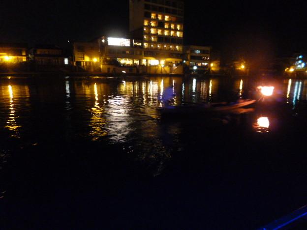 日田温泉 ひなの里山陽館 屋形船