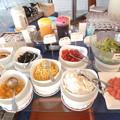 ホテルウェルビューかごしま 朝食ビュッフェ