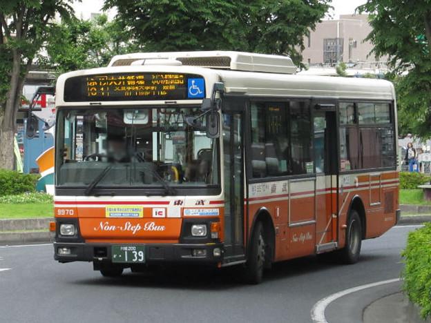 ○【東武バス】 9970号車